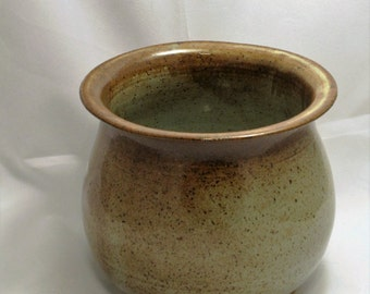 Stoneware Flower Pot