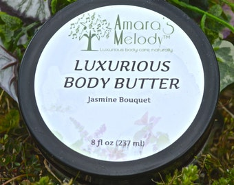 Luxurious Body Butter (8oz)