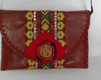 Handbag - Clutch skin 2