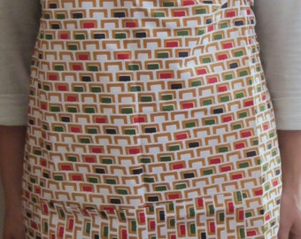 Ghana Print Aprons - Various Patterns
