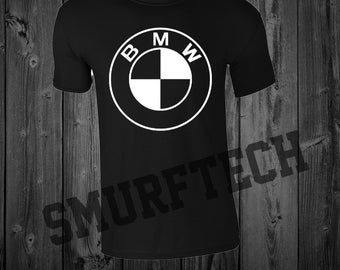 BMW Adult Crewneck T-Shirt