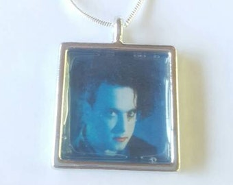 Robert Smith - The Cure Necklace