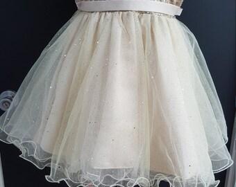 Flower gilrs dress EBD0013