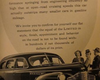 1941 Buick Ltd
