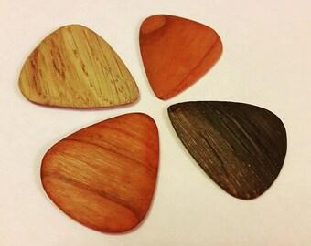 Wooden picks