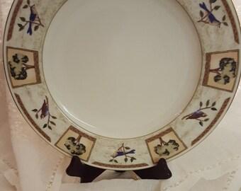 Mikasa decorative plate