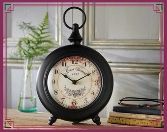Vintage Louis Bernard Clock delivery to UK only
