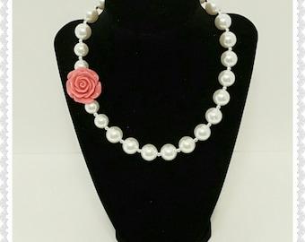 Princess Pearl Necklace