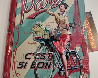 Paris ! ! ! - book-box