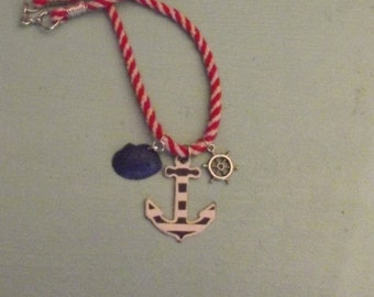 Nautical on a rope