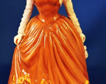 REDUCED - Retired Royal Doulton Lady Figurine 'Special Occasion' HN4100