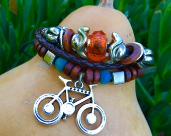 Nomad Bicycle Bracelet