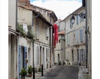Street of Arles