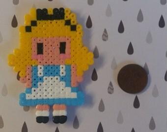 Alice In Wonderland Hama Bead