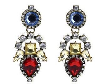 Hollywood Glamour Earrings EA6018i