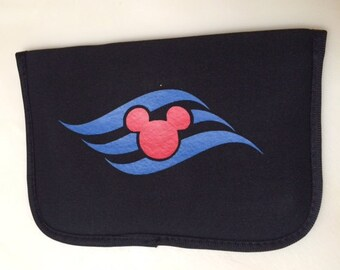 Personalized Soft Tablet Case - Disney Cruise Line Inspired, Great for Fish Extender Gifts