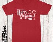 Harry Potter Shirt   Harry Christmas   Harry Potter Christmas Sweater   Harry Potter Tshirt   Plus Size Too   AR-134