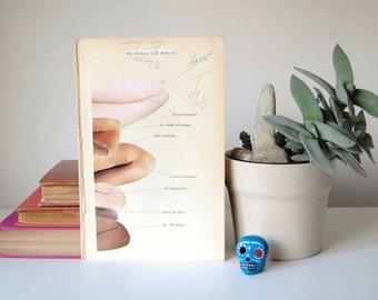 The Dances Still Danced: original artwork | collage on paper | collectible diagram poem