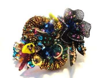"""The  """"Back to Couture"""" Collection,Bracelet,  Multicolour, Exquisite Jewelry By Monikque"""