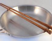 Cooking Chopsticks, Saibashi, Serving Chopsticks, Kitchen Utensil