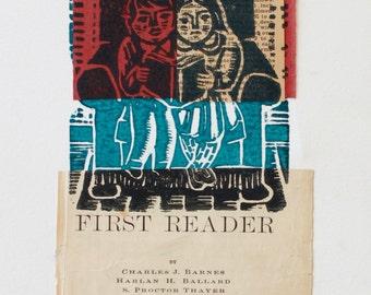 First Reader #1