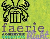 FAERIE FLIGHT a greenville creatives gift box curated by halthegal holiday treasures surprise box local makers home goods jewelry art