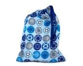 Custom Large Hanukkah Gift Bag for Abby Only!