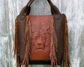 Aslan Leather Fringe Bag by Stacy Leigh RESERVED for Erin