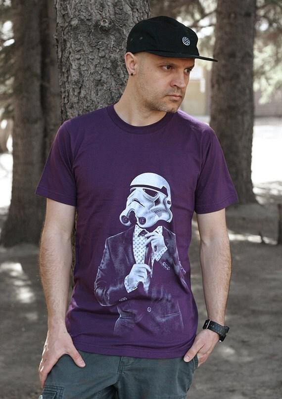 Star Wars Smarttrooper - Mens t shirt ( Star Wars / Stormtrooper t shirt )