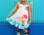GIrls Dress - Whatever the Weather