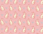 Radiant Girl Fabric by Lecien - 49181-20 Pink - 1/2 or 1 yard