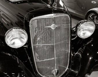 1935 Chevrolet 3 Coupe Car Photography, Automotive, Auto Dealer, Muscle, Sports Car, Mechanic, Boys Room, Garage, Dealership Art