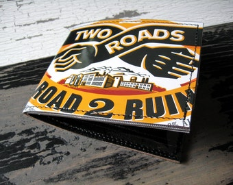 Two Roads Road to Ruin Wallet