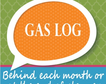 Gas Log for Planners