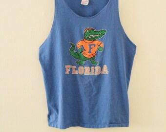90's Florida Gators Tank Top