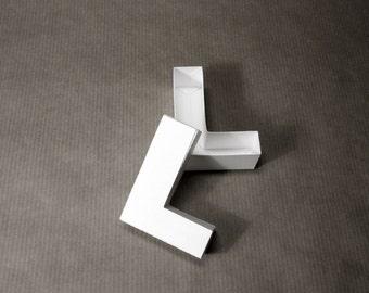 Gift idea: Letter L box