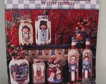 Jars Jars Jars 3 Painting Book - Cindy Trombley