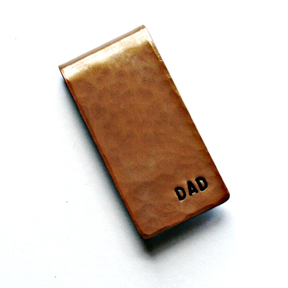 Copper Money Clip from Hardware Designs