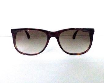90s Polo Ralph Lauren Sunglasses Unisex Vintage 1990's Tortoiseshell Frames