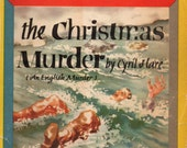 The CHRISTMAS MURDER, Pulp Fiction Digest, 1951