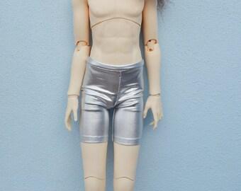 BJD silver look surface shorts sd, msd, yosd various sizes