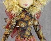 "Corky Pixelle Doll - 12"" Fairy"