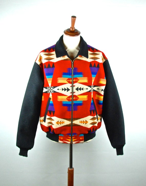Men 39 S Pendleton Heritage Coat Zipper Jacket With By Desertmoss