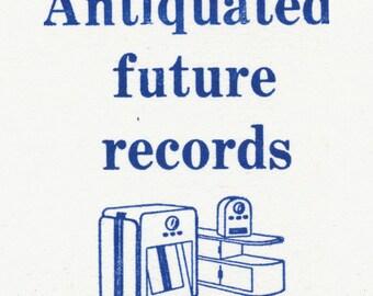Antiquated Future Records Grab Bag