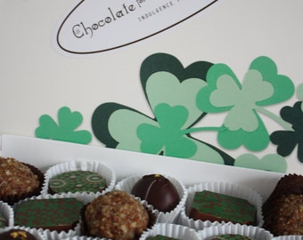 Saint Patrick's Gourmet Chocolate Truffles Party Pack 25 PC