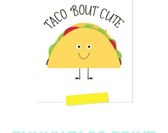 Nursery Printable, Food Art For Nursery, Boys Room Decor, Nursery Art Boy, Taco 'Bout Cute, Nursery Wall Art Boy, Taco Tuesday, Taco Art