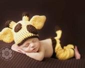Giraffe Hat Crochet Pattern, Baby Giraffe Hat Pants Pattern, Animal Hat Crochet Pattern, Crochet Pants Pattern, Giraffe Hat Diaper Cover