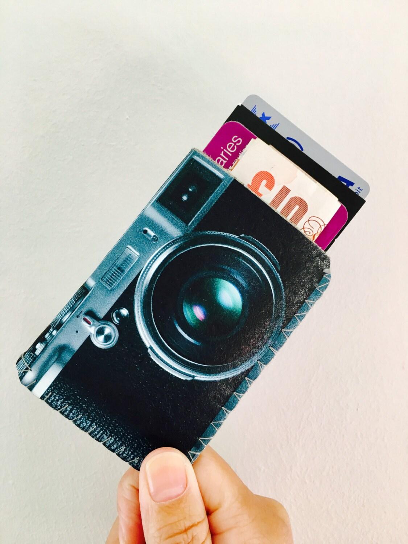 Camera credit card holder retro camera business card holder debit camera credit card holder retro camera business card holder debit card holderoyster colourmoves