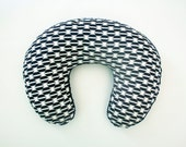 Boppy Cover - Tomahawk Stripe  and Minky - Personalization Options Available