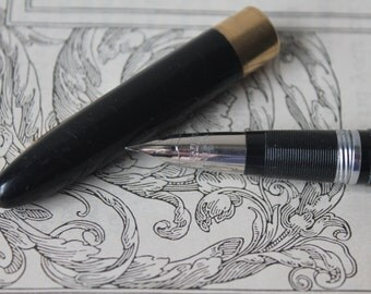Vintage Sheaffer Statesman Snorkel White Dot Fountain Pen Vintage Sheaffer Fountain Pen